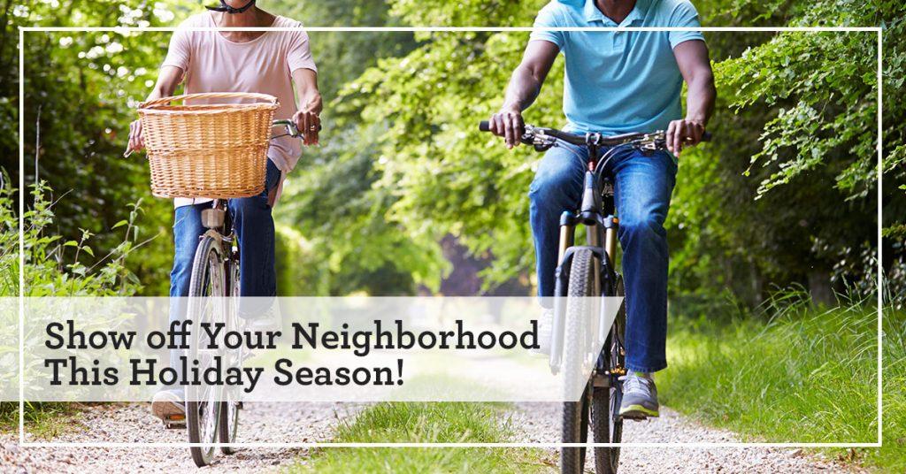 Show Off Your Neighborhood